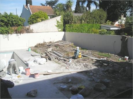Fehrmann Jardines, construcción de espacios verdes