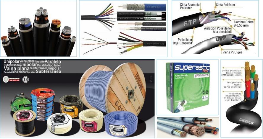 Productos - Construcción e Industria - Cables