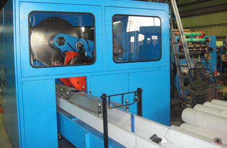 Cortadora para maxi Rollos Big Logsaw - Modelo hinn-390