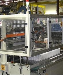 Máquinas cortadoras de papel tisu