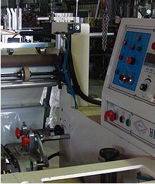 Máquinas de empaquetado de papel tisu