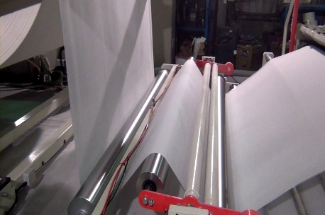 Slitting & Rewinding - Rebobinadora Duplicadora y triplicadora