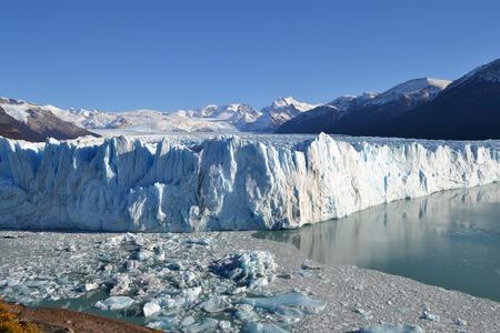 Traslados al Glaciar Perito Moreno