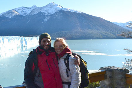 Transfers Perito Moreno Glacier